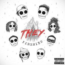 """THEY. Lays Down Heat On """"Fireside"""" Featuring Wiz Khalifa, Ty Dolla $ign & More"""