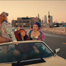 """Saweetie & GALXARA Swerve In New Villain-Themed Visuals For """"Sway With Me"""""""