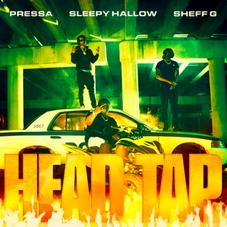 "Pressa Enlists Sheff G, Sleepy Hallow On Boastful Single ""Head Tap"""