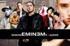 Ranking Eminem's 8 Albums From Worst To Best