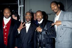 """A """"Welcome To Death Row"""" Film Is Being Shopped Around"""