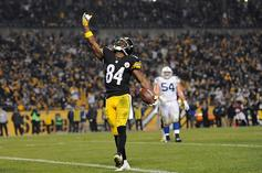 Steelers, Antonio Brown Reach Agreement To Make Him Highest Paid WR In NFL