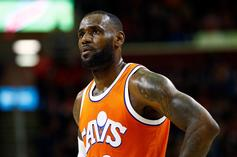 """LeBron James Apologizes To His Wife For His """"Journey To Greatness"""""""