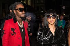 Offset Says Cardi B Called Him After Allegedly Being Put In Chokehold By Cop