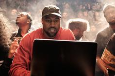 """Kanye West's """"Saint Pablo"""" Tour Was Designed For The Selfie Experience"""