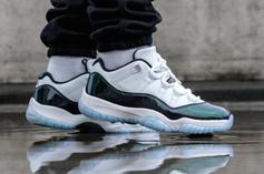 """Air Jordan 11 Low """"Iridescent"""" To Release This Weekend"""
