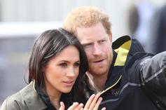 Meghan Markle's Nephew Has Named A Weed Strain After Her