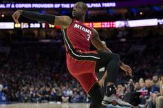 """Dwyane Wade: Sixers Can """"Thank Kevin Hart"""" For Game 2 Performance"""