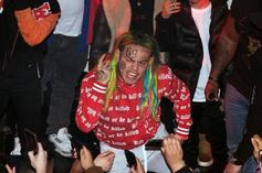 """Tekashi 6ix9ine Issues PSA Directed At """"Thots"""" Trying To Expose Him"""