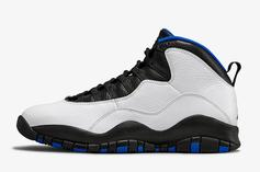 """Air Jordan 10 """"Orlando"""" To Release For First Time Since 1995"""