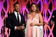 Chrissy Teigen Gives Birth To Second Baby With John Legend