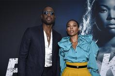 "Dwayne Wade Wants To Make A ""Love Movie"" With Gabrielle Union"