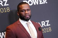 "50 Cent Fight Rumors Brushed Off By Rampage Jackson: ""Stay In Your Lane"""