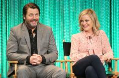 """Amy Poehler & Nick Offerman Say That If Beyonce Plays Mayor, They'll Revive """"Parks And Rec"""""""