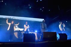 The Lonely Island Brings Out T-Pain During Clusterfest