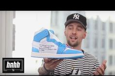 "HNHH HotNewSneakers Ep. 8: ""Travis Scott Air Jordan 4, Off White Jordan 1 UNC & More"""