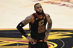 Lebron James Signs 4-Year, $153.3M Deal With Los Angeles Lakers