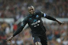 Usain Bolt To Try Out For Australian Soccer Club
