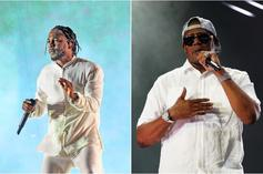 "Kendrick Lamar & Master P Link Up: ""We Gotta Come Together"""