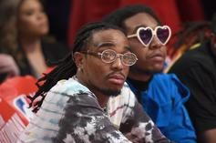 """Quavo Hypes Migos Solo Work, Including Takeoff's: """" He's Our Franchise Rookie Player"""""""