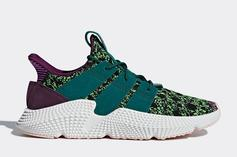 "Dragon Ball Z x Adidas Prophere ""Cell"" Official Images"