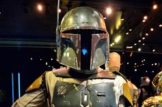 """The Mandalorian"" From Jon Favreau Announced As First Live-Action ""Star Wars"" Series"