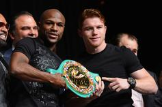 """Floyd Mayweather Laughs Off Canelo's Challenge: """"Takes Me 36 Mins To Make $300 Mill"""""""