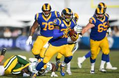 Todd Gurley Costs Gamblers Millions With Late-Game Decision
