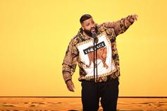 """DJ Khaled Rescues Friend From Fallen Jet Ski; Basically Auditions For """"Bad Boys"""""""