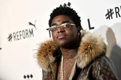 Kodak Black Cooks Disgusting-Looking Meal, Proudly Shows It Off