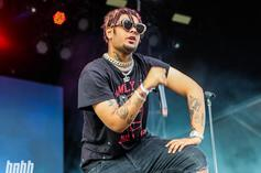 "Smokepurpp Combats Lean Addiction By Announcing THC Syrup ""Purppavis"""