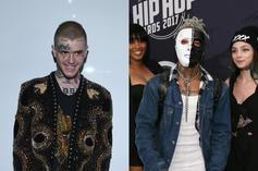 """Lil Peep & XXXTENTACION's Collab """"Falling Down"""" Is Certified Gold"""