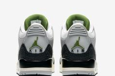 """Air Jordan 3 """"Air Trainer 1"""" Releasing For First Time This Weekend"""