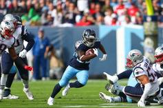 """Ex-Patriots RB Dion Lewis Sounds Off On """"Cheap"""" Pats After Titans' Big Win"""