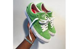 "Tyler, The Creator x Converse Golf Le Fleur ""Grinch"" Coming Soon"