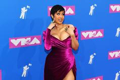 """Time Magazine Names Cardi B's """"Invasion Of Privacy"""" The Best Album Of 2018"""