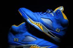 """Two New """"Laney"""" Air Jordan 5s Coming Soon: New Images"""