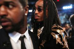 """""""Grammys Robbed Migos,"""" According To Quality Control's CEO"""