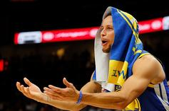 Steph Curry Doesn't Think Astronauts Really Landed On The Moon