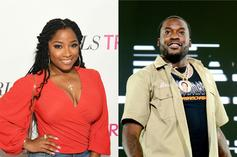 Meek Mill's Lace Wig Comments Mocked By Toya Wright