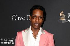 A$AP Rocky Calls Himself The Best Director Of His Generation