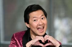 """Ken Jeong Talks Sharing A Trailer With Donald Glover On """"Hot Ones"""""""