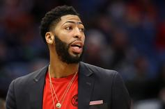 """Anthony Davis Opens Up NBA Trade List: Boston Celtics & """"All 29 Other Teams"""" Can Get It"""