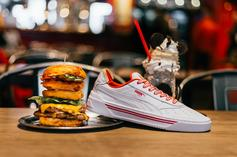 "PUMA Drops ""In-N-Out"" Inspired Sneaker, Sells Out Instantly"