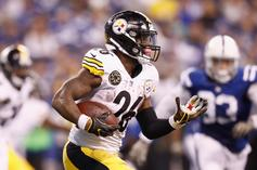 """Le'Veon Bell Calls Deal With The New York Jets """"Beautiful"""""""