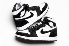 "Air Jordan 1 ""Panda"" April Release Date Announced"