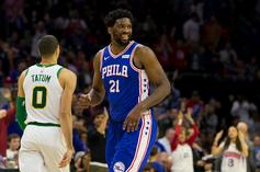 Joel Embiid Trolls Terry Rozier After Sixers Defeat Celtics