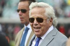 """Robert Kraft Shows Face For The 1st Time Since Prostitution Charges: """"I Am Truly Sorry"""""""
