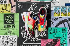 Atmos x Nike Air Max2 Light Releases Today: Purchase Links