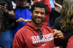 """Russell Wilson & Seahawks Have Made """"Little Progress"""" In Contract Talks"""